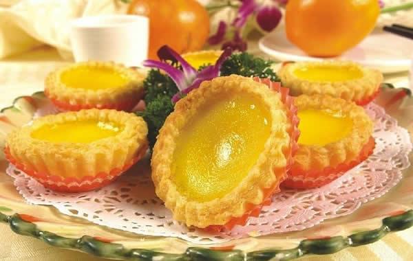 广州美食之广式蛋挞介绍