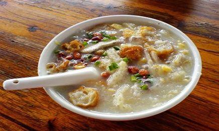 广州历史文化:艇仔粥的由来