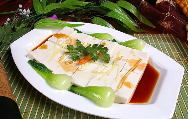 食在广州:白云区美食之山水豆腐介绍
