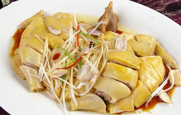 食在广州:天河区美食广州白切鸡介绍