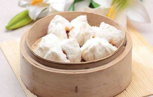 食在广州:天河区美食广州叉烧包介绍