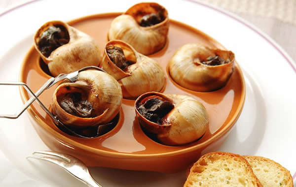 食在广州:越秀区美食法式焗蜗牛介绍