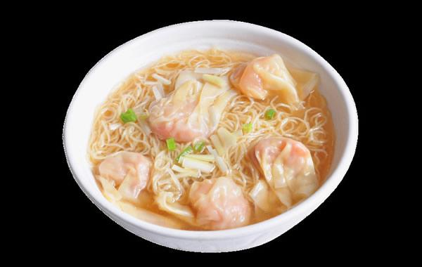 食在广州:越秀区美食欧成记云吞面介绍
