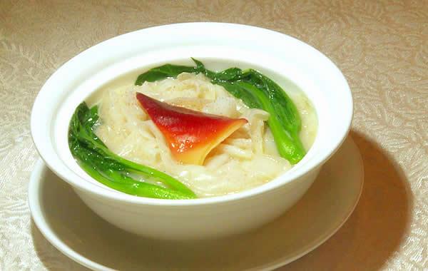 食在广州:天河区美食沙河粉介绍
