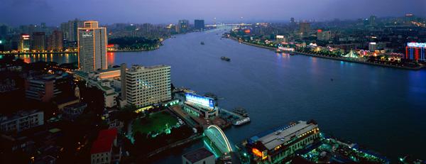 广州旅游景点:荔湾区白鹅潭音乐广场介绍