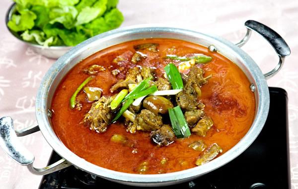 食在广州:海珠区美食雷州羊肉火锅介绍