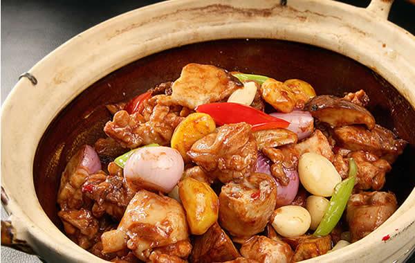 食在广州:海珠区美食砂窝文昌鸡介绍