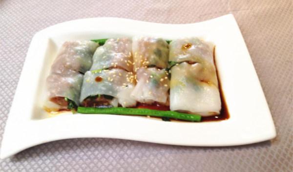 食在广州:越秀区美食布拉肠粉介绍