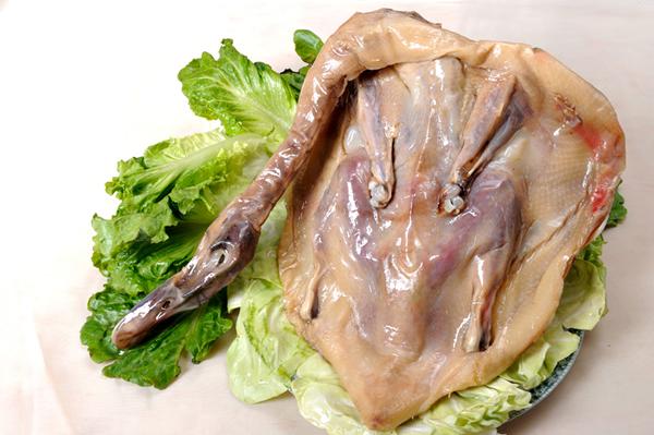 南沙封鹅:一款口感柔软土的特产