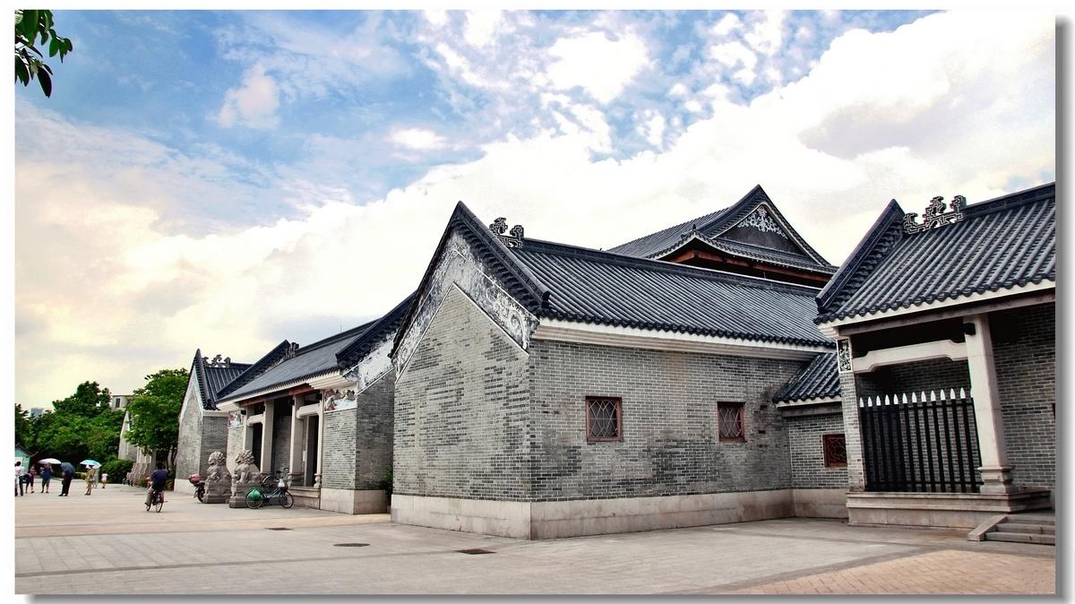 广州黄埔古巷旅游攻略:深度游发烧友游览黄埔古巷必做的八件事!