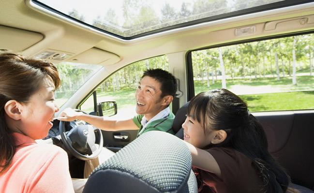 清明节广州出游人数超过两万 自驾游称为旅游人士首选