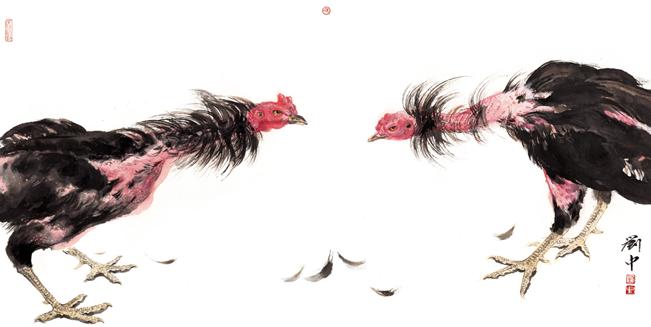 清明节斗鸡的由来和历史
