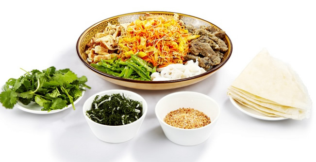 清明节美食润饼菜:一道吃起来甜润可口的名菜