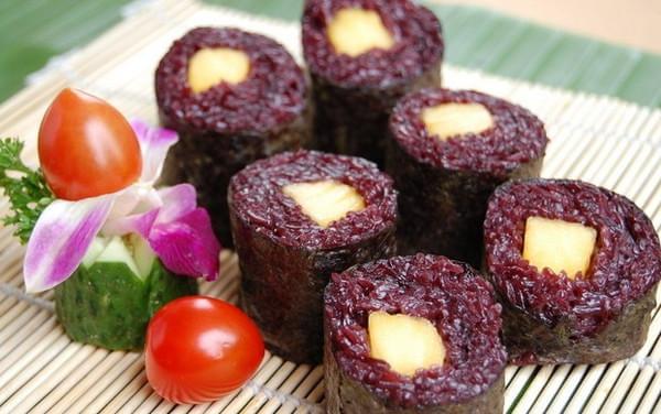 增城黑糯米:有特殊的药用价值和养血健脾之功效的药米