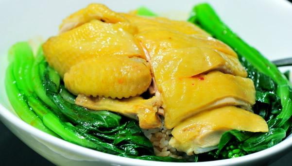增城丝苗鸡饭:被吃货们称之为天底最好的米饭