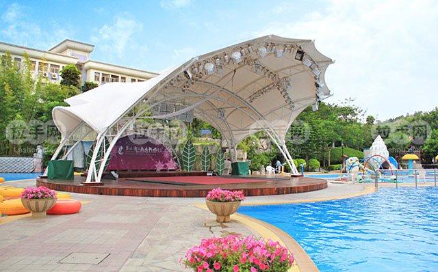 碧水湾温泉度假村:中国最佳温泉度假胜地之一