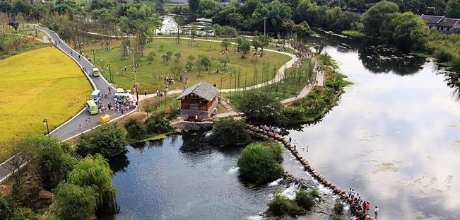 2016年广州新建湿地公园将会免费对外开放
