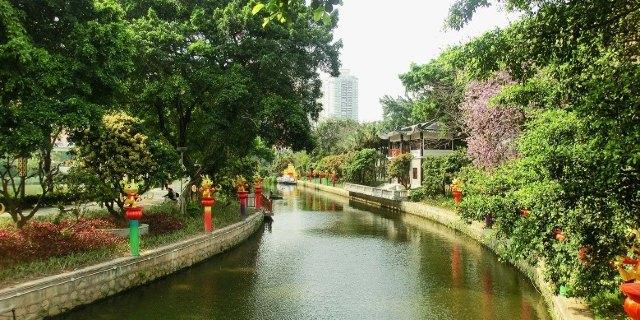 广州五一旅游非热门景点推荐:荔湾湖公园