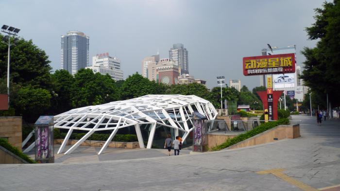 广州地铁 广州地铁规划最新消息 广州地铁线路图 花城网图片
