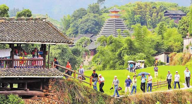 中国旅游日名不副实业界建议放假三天