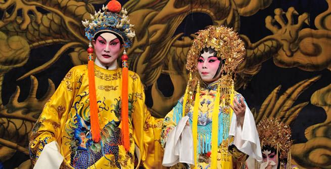 广州粤剧艺术博物馆6月9日正式对外开放