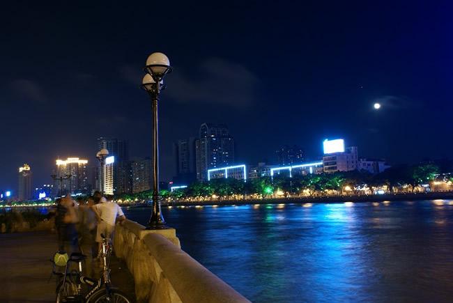 广州哪里的夜景最好?异国风情沙面岛别有一番风味!