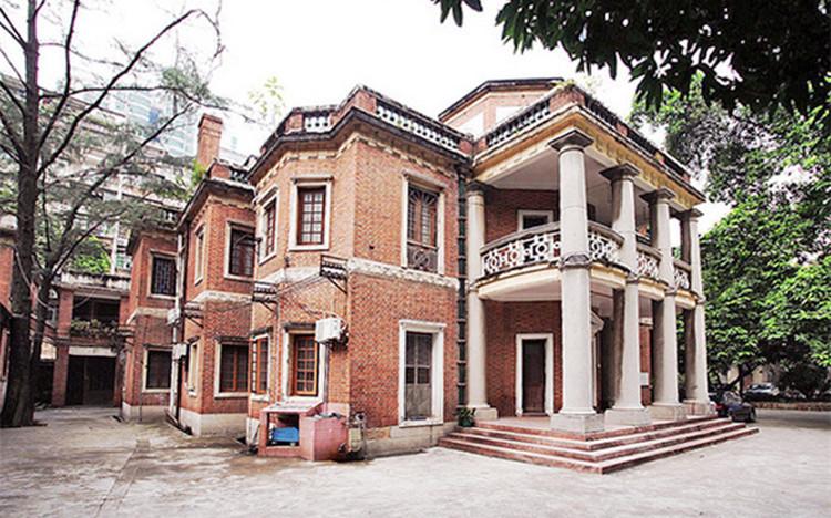 陈济棠公馆