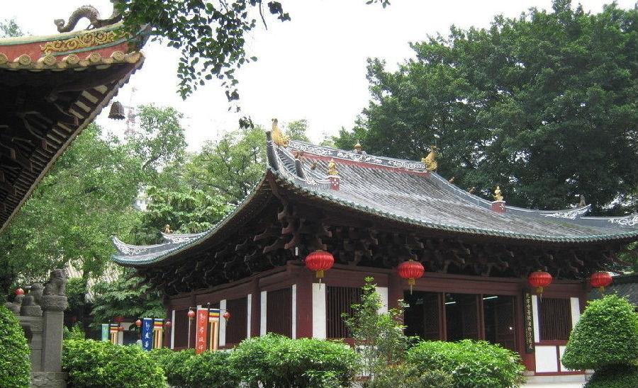 广州佛教四大丛林