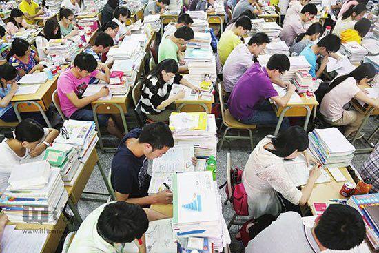 2016年教育改革:华附系高中首度在广州招收高考复读生