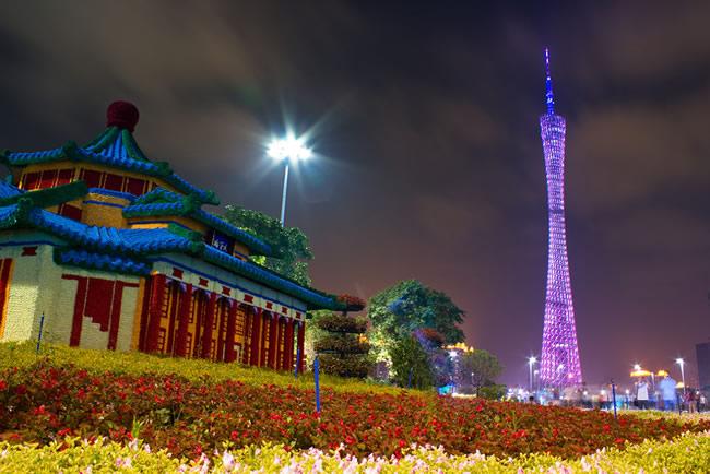 南方哪个城市旅游好?广州人民欢迎你!