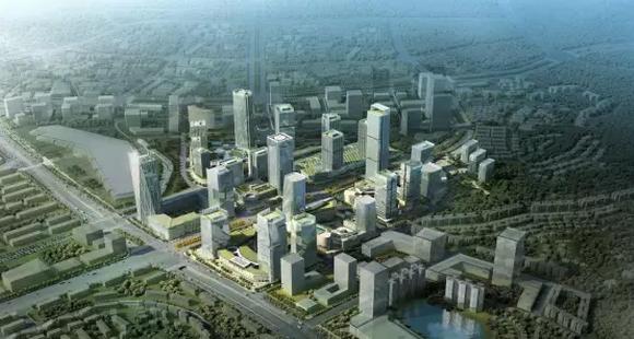 城市规划:广州正打造万博商务区等11个CBD抢新老精英富豪