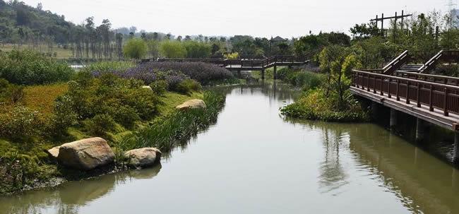 一日游景点推荐:花都湖畔旧水泥厂将变身文化空间