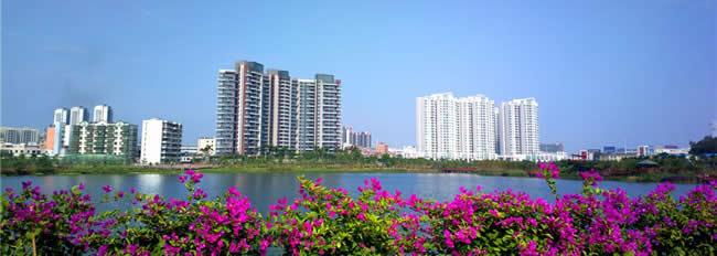 城市规划:花都湖周边建设地块规划获得通过