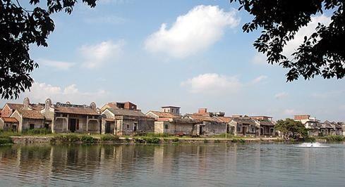 一日游好去处:走进美丽进士村——广州花都塱头古村