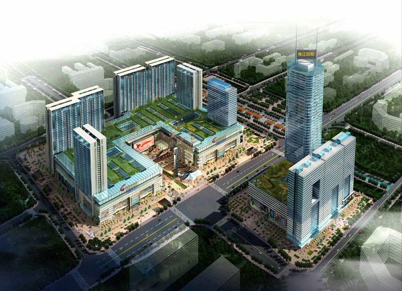 城市规划:广州未来创建珠江琶醍啤酒文化创意区
