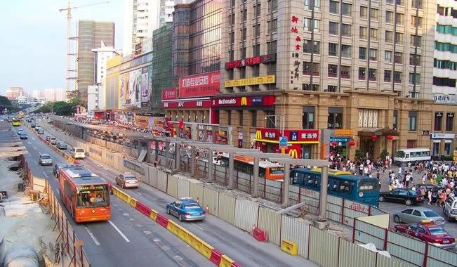 广州IT卖场时代落幕导致岗顶电脑城现撤离潮