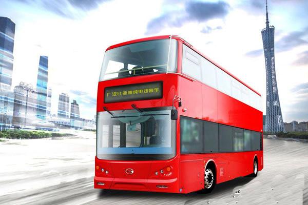 出行攻略:广州300辆电动双层观光巴士将投入使用