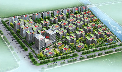 城市规划:航空港总部经济园在花都正式开工建设