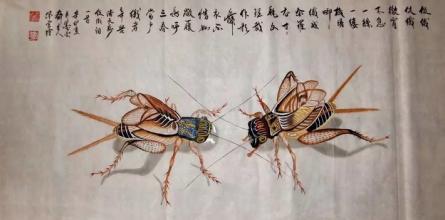 """古代艺人的""""教虫蚁"""""""