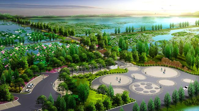 广州一日游好去处:探秘花城里的城市湿地公园