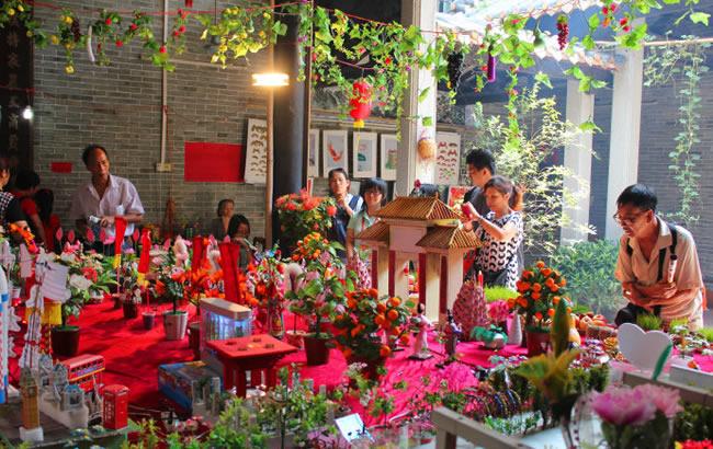 2016年第十二届广州乞巧文化节8月5日举行