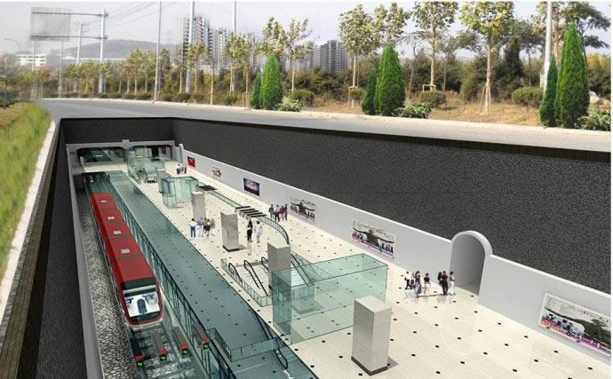 出行攻略:广州地铁11号线开始启动招标工作-广州地铁规划 线路图 时图片