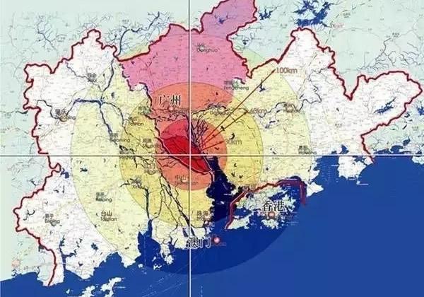 城市规划:南沙成为唯一副中心将改变广州空间格局
