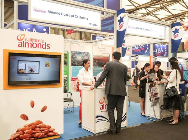 2016年广州国际食品饮品展览会在广交会展馆举行