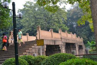 广州最古老石桥:云桂桥