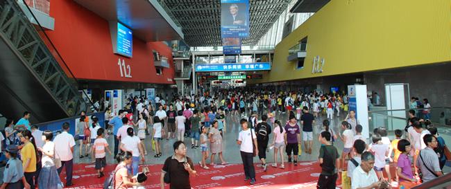 2016南国书香节暨羊城书展在广州琶洲会展中心开幕