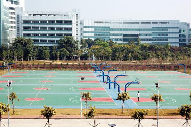 广州公共体育设施的建设与开放问题倍受关注
