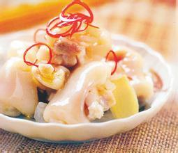 广州历史名菜——白云猪手