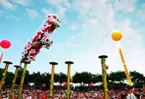 佛山狮王争霸赛入选2016年中国体育旅游十佳精品赛事