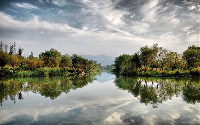 一日游好去处:广州2016年新增7个湿地公园